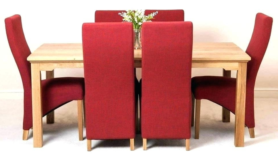 Dining Chairs Ebay In Most Recently Released Red Dining Room Chairs Ebay Dining Chairs French Dining Chair Dining (Gallery 19 of 20)