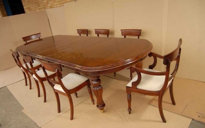 Dining Chairs Ebay Pertaining To Widely Used Antique Dining Chairs Ebay (View 9 of 20)