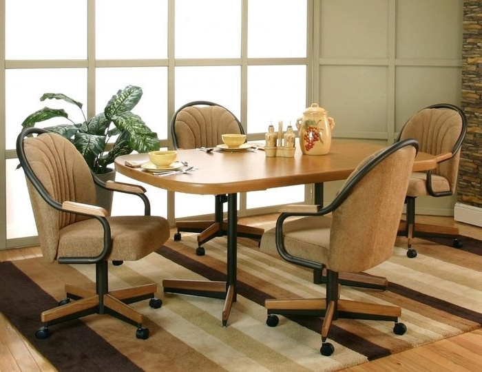 Dining Chairs Ebay Within Current  (View 11 of 20)