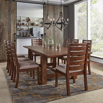Dining, Dining With Regard To Parquet 7 Piece Dining Sets (Gallery 9 of 20)