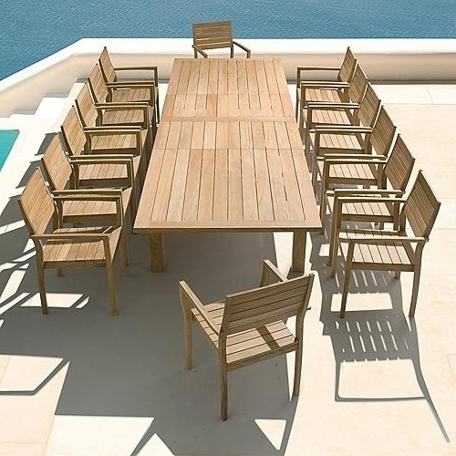 Dining Furniture Outdoor (View 5 of 20)