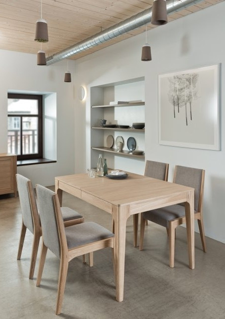 Dining Inside Newest Small Extending Dining Tables And Chairs (Gallery 15 of 20)