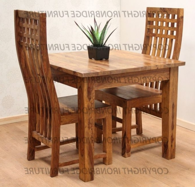 Dining Room: Alluring Dining Table And Two Chairs For Your House In 2017 Dining Tables And Chairs For Two (View 20 of 20)