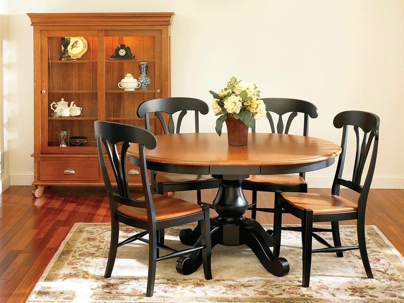 Dining Room Casual Dining Room Sets Big Dining Table White Dining With Regard To Popular Pedestal Dining Tables And Chairs (View 2 of 20)