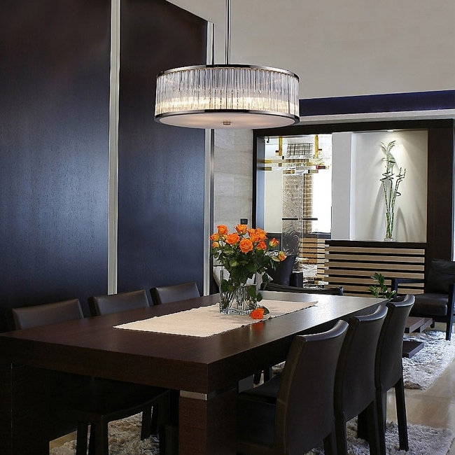 Dining Room Lighting – Chandeliers, Wall Lights & Lamps At Lumens Inside Popular Lights For Dining Tables (View 6 of 20)
