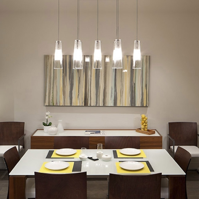 Dining Room Pendant Lighting Ideas & Advice At Lumens With Trendy Over Dining Tables Lights (Gallery 8 of 20)