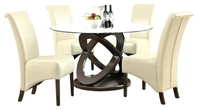 Dining Room Set 5 Piece Winners Only 5 Piece Pedestal Dining 5 Piece Throughout Well Liked Cora 5 Piece Dining Sets (View 8 of 20)