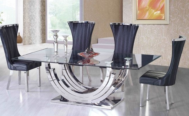 Dining Room Suites In Well Known Dining Room Suites – Napolite Furniture Products (View 4 of 20)