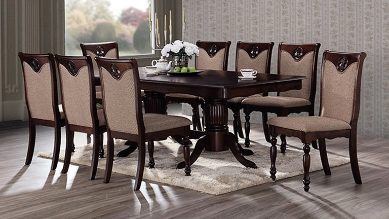 Dining Room Suites Intended For Trendy Dining Room Suites Quality And Style You Can Afford (View 9 of 20)