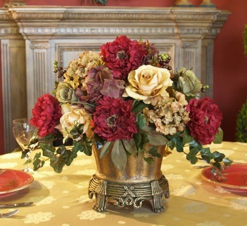Dining Room Table Centerpiece Ideas (View 9 of 20)