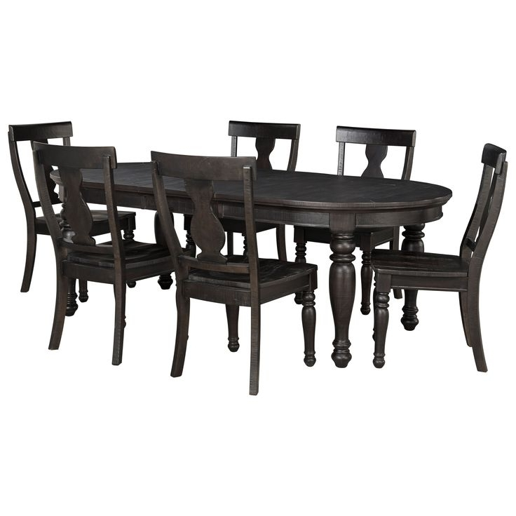 Dining Room Tables Pertaining To Palazzo 7 Piece Rectangle Dining Sets With Joss Side Chairs (Gallery 13 of 20)