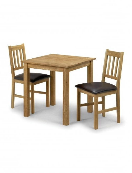 Dining Set – Kudos Dining Table And 4 Dining Chairs In Kud (View 3 of 20)