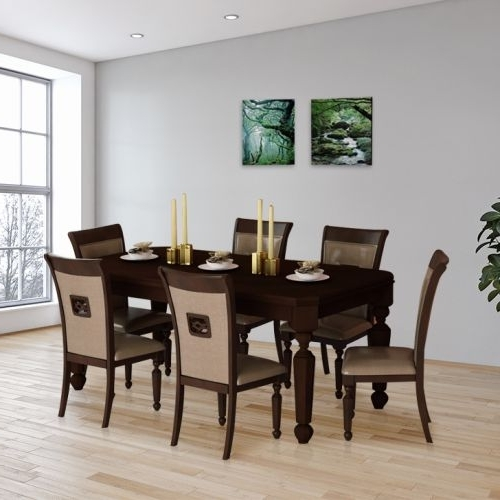 Dining Sets – Buy Dining Room Sets Online India – Hometown (View 8 of 20)