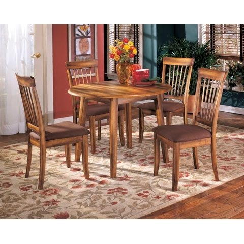 Dining Sets, Dining Room And Throughout Candice Ii 5 Piece Round Dining Sets With Slat Back Side Chairs (View 13 of 20)