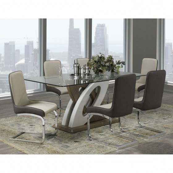 Dining Sets In Modern Dining Sets (Gallery 7 of 20)