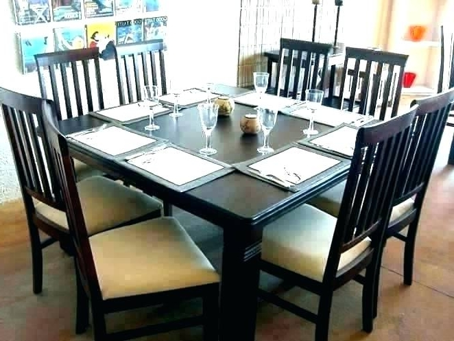 Dining Table And 8 Chairs 8 Seat Dining Room Set Dining Table With 8 Within 2017 Dining Tables And 8 Chairs For Sale (Gallery 7 of 20)