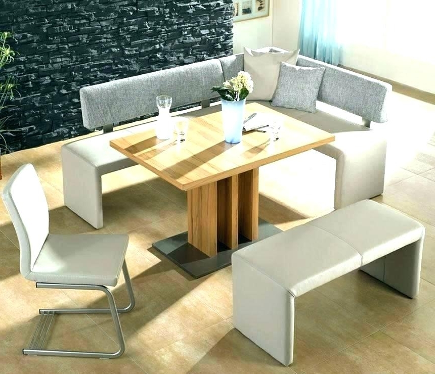 Dining Table Bench Seats Dining Table Bench Seats Australia – Bcrr With 2017 Dining Tables Bench Seat With Back (View 9 of 20)