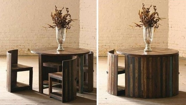 Dining Table For Small Spaces – Decoration Channel Intended For Popular Small Dining Tables (View 2 of 20)