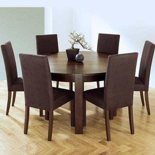 Dining Table Set For Newest 6 Seat Dining Tables And Chairs (View 9 of 20)