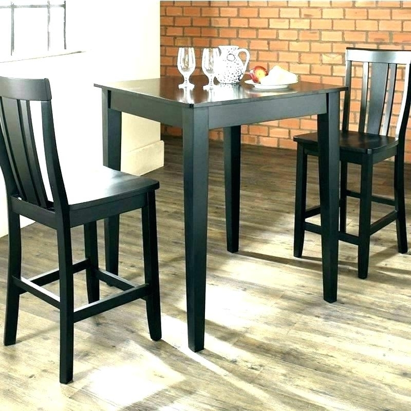 Dining Table Sets For 2 For Recent Small Dining Table Sets – Bigvalleytours (Gallery 18 of 20)