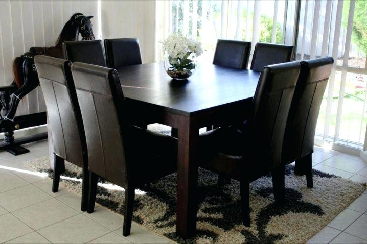 Dining Table That Seats 8 – Kuchniauani With Well Known Dining Tables 8 Chairs (View 19 of 20)