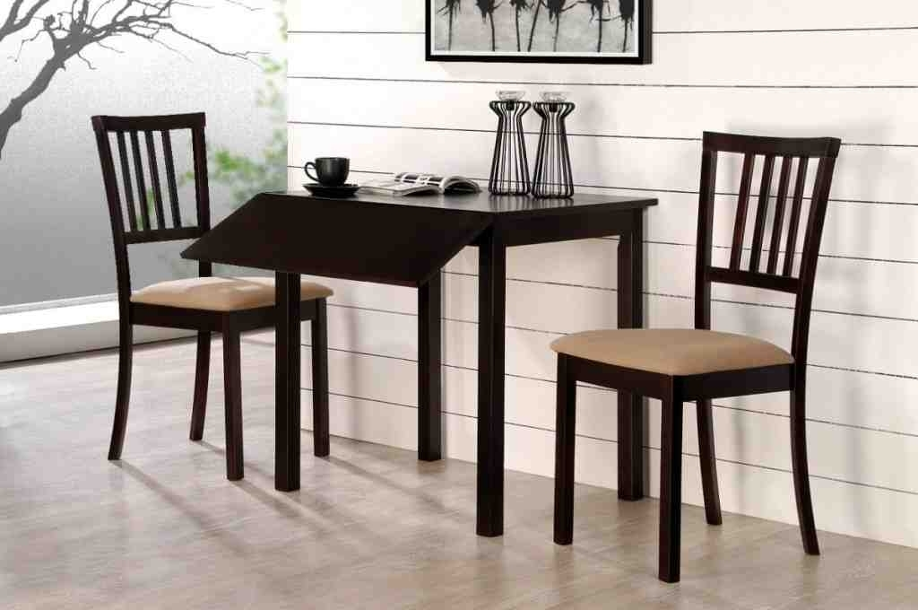 Dining Tables And Chairs For Two Throughout 2018 Small Kitchen Table And Chairs For Two Decor Ideasdecor (Gallery 16 of 20)