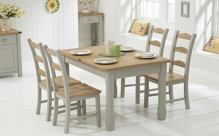 Dining Tables And Chairs Inside Widely Used Dining Table Sets (Gallery 6 of 20)
