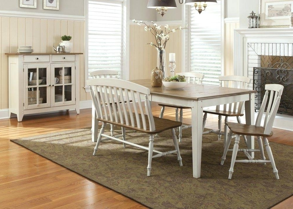Dining Tables Bench Seat With Back Pertaining To Trendy Dining Table Bench Seat With Back Benches With Backs For Dining (View 3 of 20)