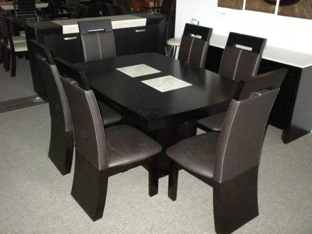 Dining Tables For Six Throughout 2017 Dining Tables: Astounding 6 Person Dining Table 6 Person Round (View 6 of 20)