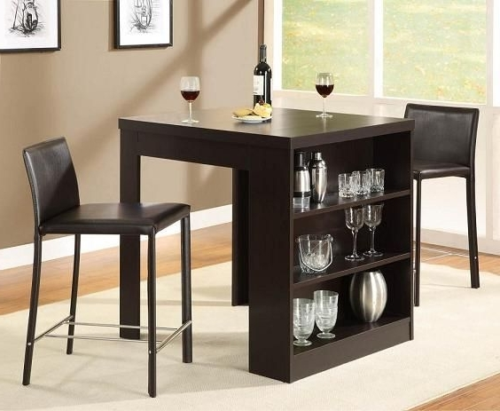 Dining Tables For Small Spaces (Gallery 3 of 20)