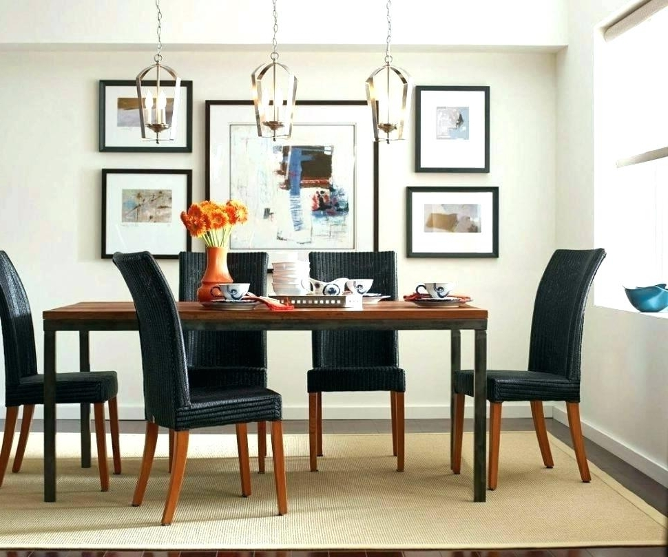 Dining Tables Lighting Throughout Most Recently Released Surprising Kitchen Table Pendant Lighting – Noah Project Home Exterior (Gallery 18 of 20)