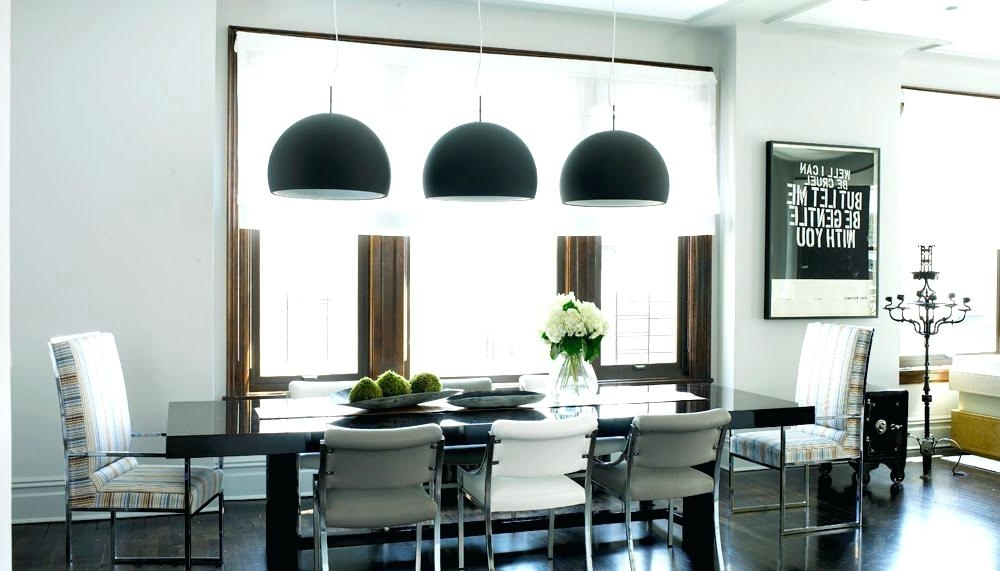 Dining Tables Lighting With Regard To Trendy Dining Table Lighting Fixtures Dining Table Pendant Light Dining (Gallery 16 of 20)