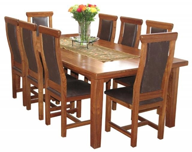 Dining Tables Set For 8 Intended For Popular Round Patio Table And Chairs Images Round Dining Tables, 8 Seat (View 9 of 20)