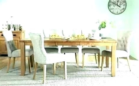 Dining Tables With 8 Chairs With Regard To Widely Used Dining Table With 8 Chair – Designoutlaws (Gallery 6 of 20)