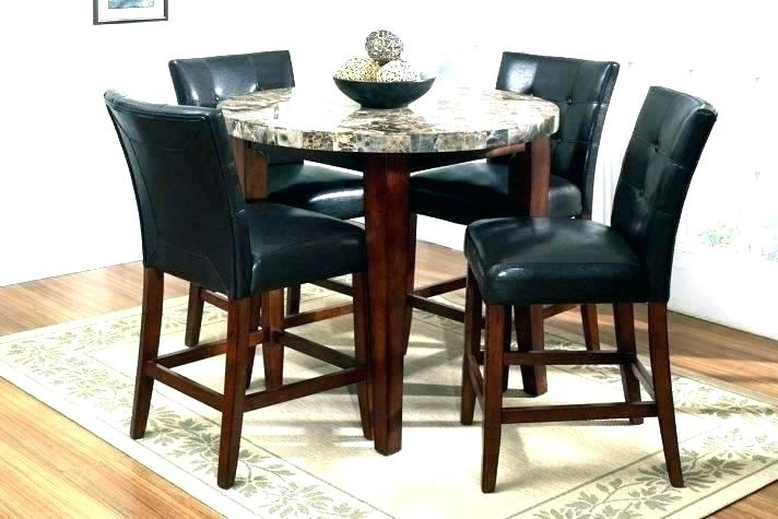 Dining Tables With Attached Stools Within Widely Used Dining Table With Stools Dining Table With Chairs That Fit (View 4 of 20)