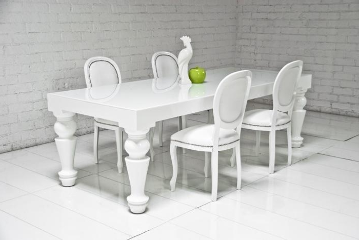 Dining Tables With Large Legs Pertaining To Most Current Fat Boy Dining Table I Roomservicestore (View 6 of 20)