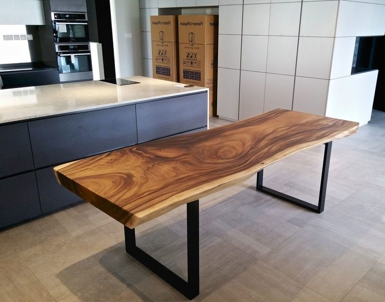 Dining Within Solid Wood Dining Tables (View 8 of 20)
