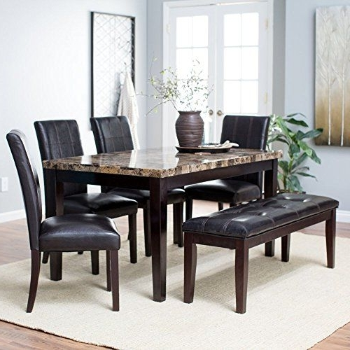Dinning Room Pertaining To Palazzo Rectangle Dining Tables (Gallery 11 of 20)