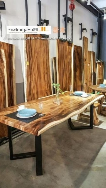 Diversity In Solid Wood Round Dining Tables – Home Decor Ideas Inside 2018 Solid Wood Dining Tables (View 18 of 20)