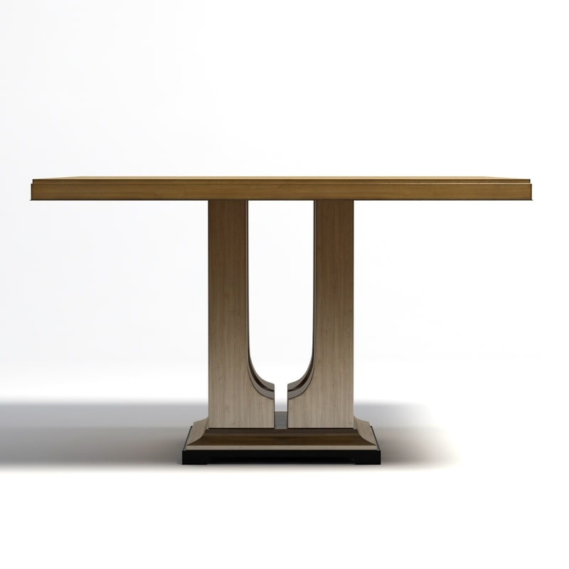 Donghia – Laurent Dining Table With Most Up To Date Laurent Rectangle Dining Tables (View 4 of 20)