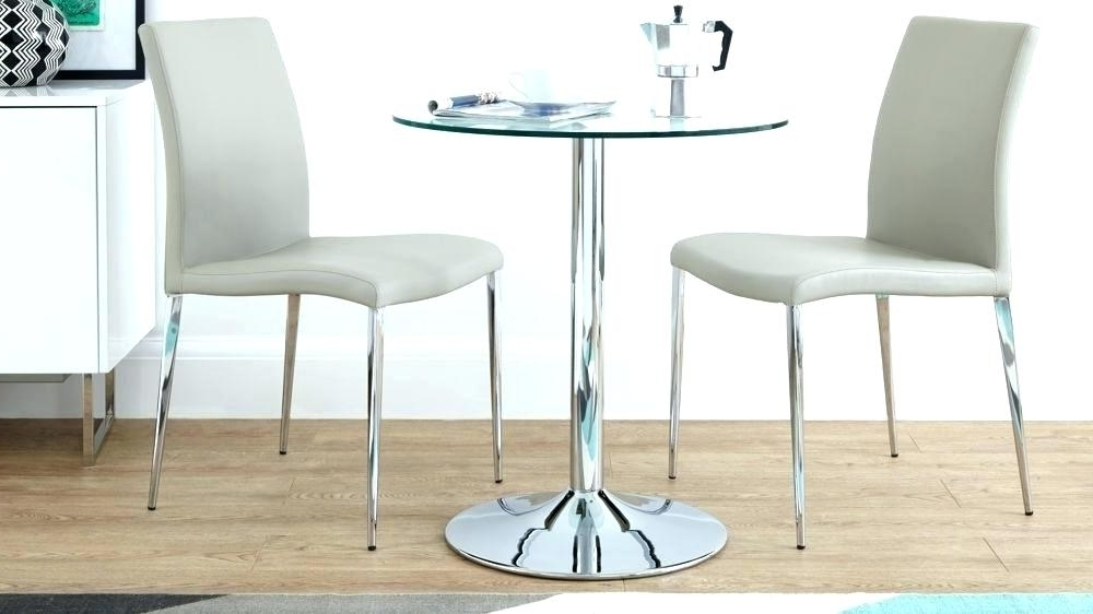 Download The Latest Trends In Throughout Widely Used Dining Tables And 2 Chairs (View 10 of 20)
