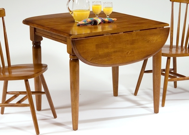 Drop Leaf Extendable Dining Table : Modern Kitchen Furniture Photos Pertaining To Widely Used Drop Leaf Extendable Dining Tables (View 19 of 20)