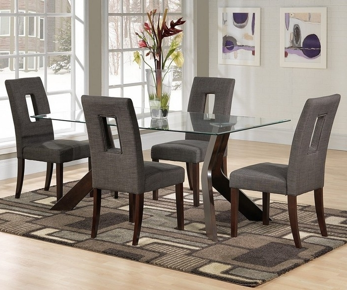 Ebay Dining Suites In Widely Used  (View 7 of 20)
