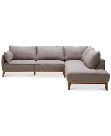 Elm Grande Ii 2 Piece Sectionals With Regard To 2018 Jollene 113 2 Pc. Sectional, Created For Macy's (Gallery 9 of 15)