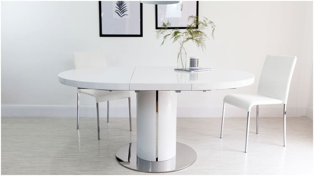 Ericamchristensen In Small Round White Dining Tables (Gallery 18 of 20)