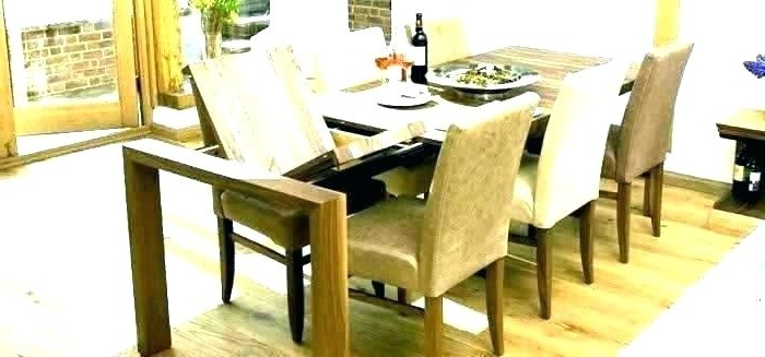 Extendable Dining Room Table – Ezeizadigital Inside Well Known Small Extendable Dining Table Sets (View 4 of 20)