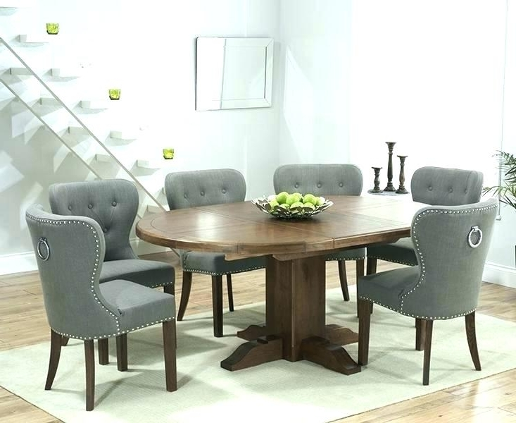Extendable Dining Room Tables And Chairs In Fashionable Extendable Dining Room Tables And Chairs – Kuchniauani (View 6 of 20)