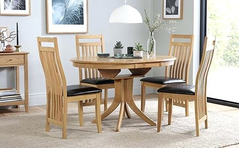 Extendable Dining Table And Chairs – Sakam Throughout Trendy Extendable Dining Tables And Chairs (View 3 of 20)