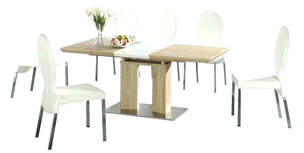 Extendable Dining Table Sets Regarding Trendy Cheap Extending Dining Table And Chairs Extendable Dining Table Set (Gallery 20 of 20)