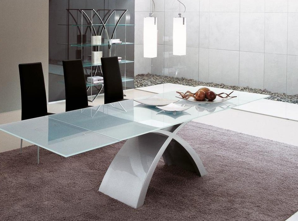 Extendable Dining Table Tokyotonin Casa Within 2018 Tokyo Dining Tables (Gallery 16 of 20)